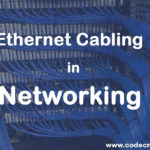 Networking Training in Ethernet Cabling