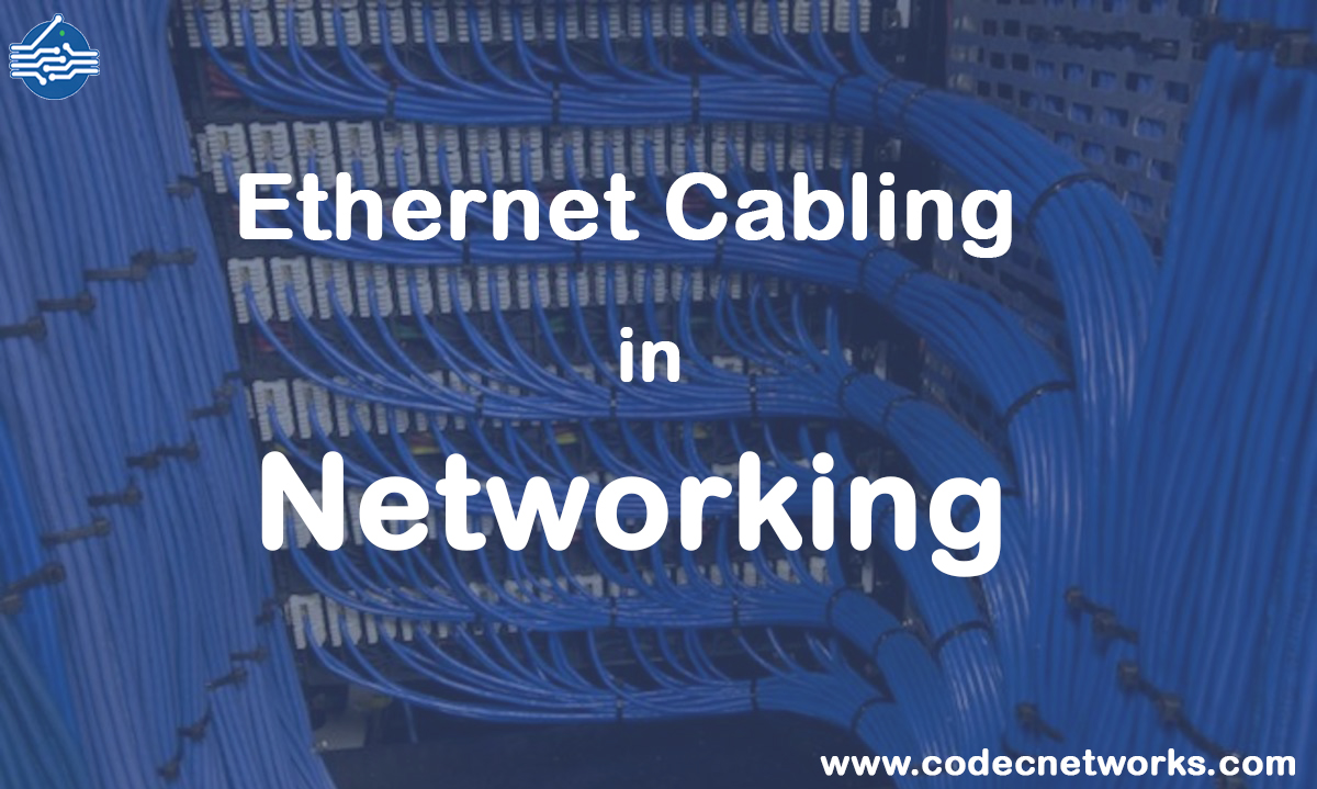 Different Types Of Ethernet Cabling In Networking Blogs Wiring Training