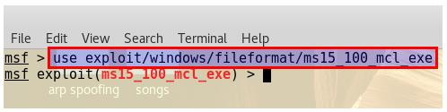 Exploit Windows 8 1 using Media Centre Vulnerability (MCL)-MS15_100