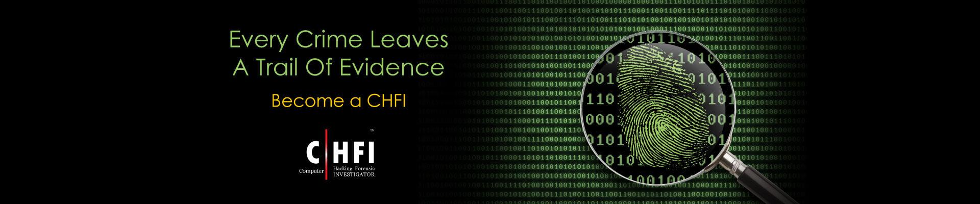 Chfi V9 Cyber Digital Crime Forensic Training Certification In