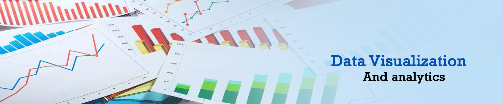 Data Visualization Analytics training